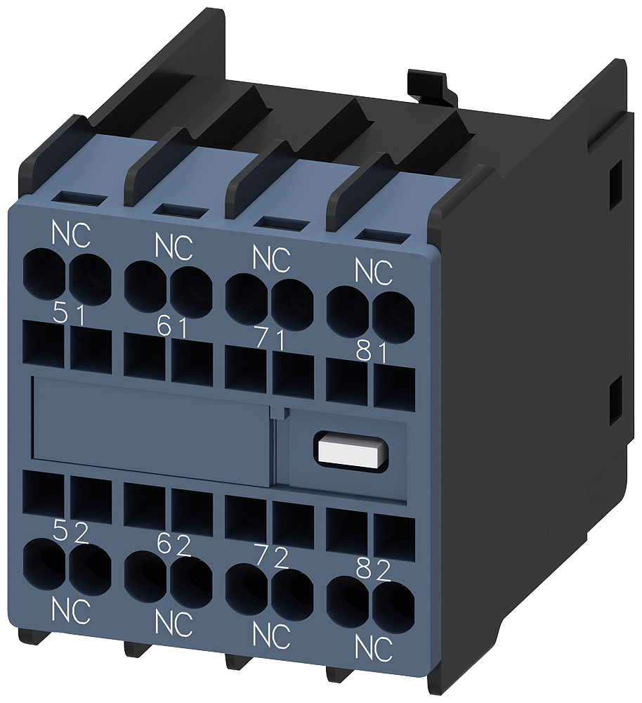 Aux. Switch Block,4Nc product photo