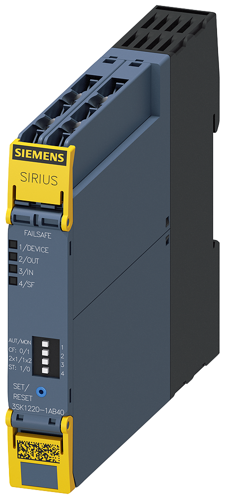 SIRIUS safety relay advanced expansion unit input expansion for