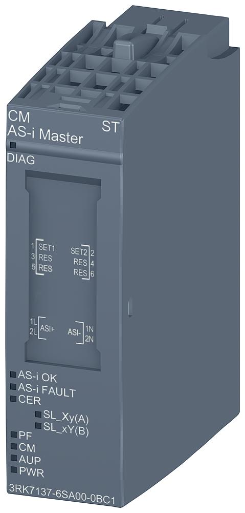 ET 200SP, communication module CM AS-i master according to AS-i spec. V3.0
