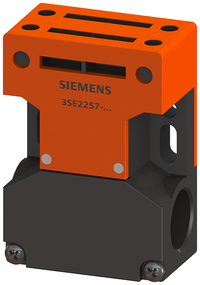 Safety position switch molded-plastic-encapsulated short encl.