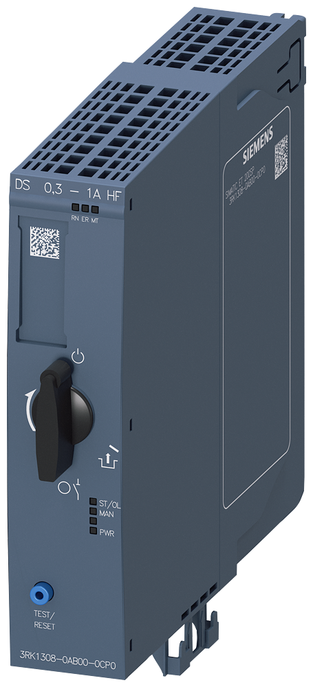 Direct on-line starter, electronic overload protection up to 0.25 KW / 400 V  0.3 A..1 A