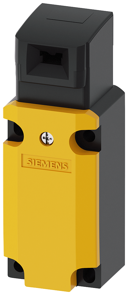Safety position switch with separate actuator, 1 NO + 2 NC