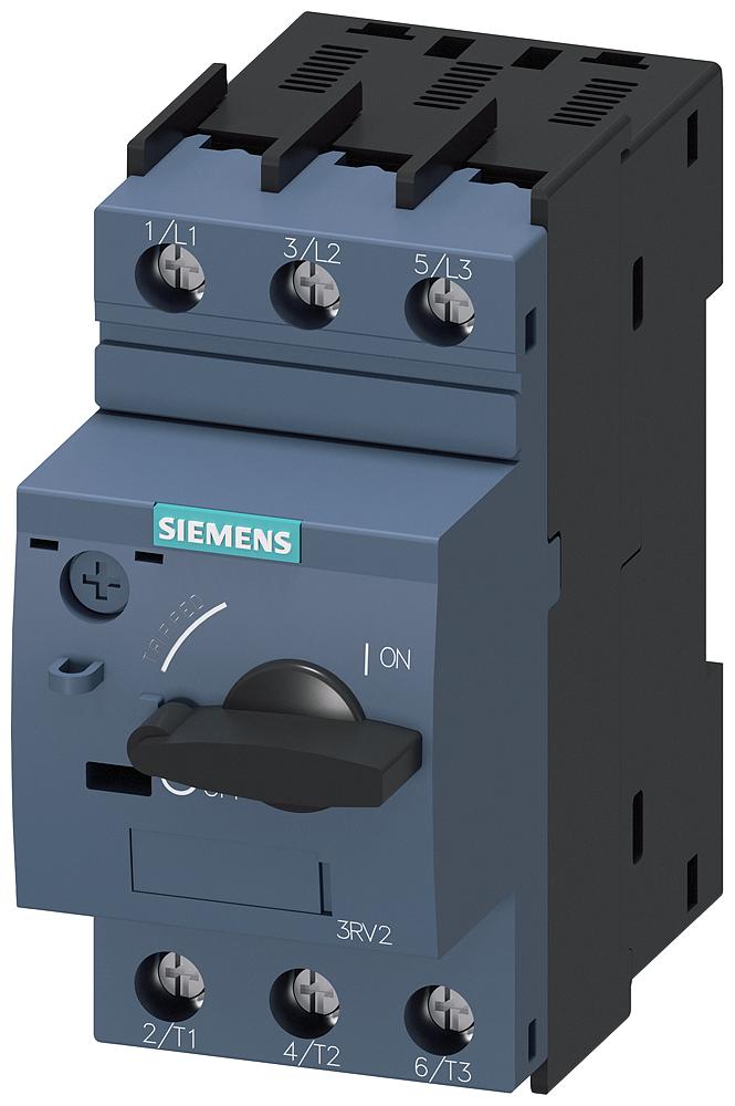 ITE 3RV20114AA10 MSP S00 11-16A SCREWMSP S00 11-16A SCREW;Siemens SIRIUS 3RV20114AA10 Type 3RV2 Motor Protection Circuit Breaker, 690 VAC, 10 to 16 A, 2 kA Interrupt, 3 Poles, Thermal Magnetic Trip