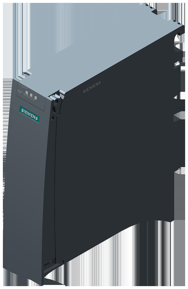 SIPLUS ET 200MP, интерфейсный модуль IM 155-5 DP ST, рабочая температура -25 ... +60°C, со стойким покрытием, на основе 6ES7155-5BA00-0AB0 . Интерфейсный модуль IM 155-5 DP ST для сетей PROFIBUS, макс. 12 модулей S7-1500