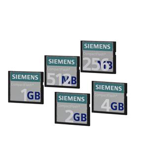 SIMATIC PC, CompactFlash, 256 MByte, Industrial Grade