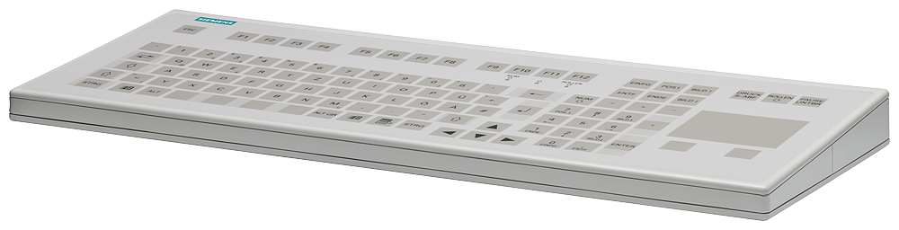 SIMATIC HMI PS/2 built-in keyboard INT With touchpad