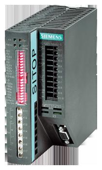 SITOP DC-USV Module 24 V/15 A Uninterrupted Power supply without interface input: DC 24 V/16 A output: DC 24 V/15 A
