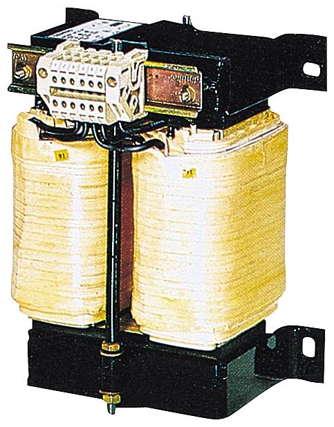 Transformer 1-ph. PN/PN(kVA) 4/18.5, Upri(V) 400, Usec(V) 230, Isec(A) 17.4
