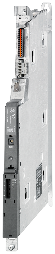 SIMOTION Drive-based Controller Extension CX32-2  inverter control module  to increase drive count on SIMOTION D4x5-2  interfaces: 6 DI, 4 DI/DO, 4 DR