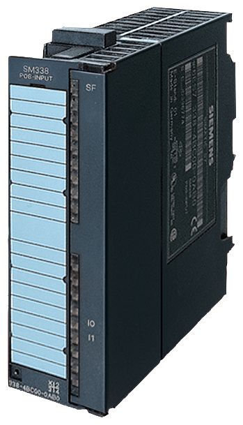 SIMATIC S7-300, Signal module for 3 SSI encoders for reading in the position value with 2 FREEZE inputs, 1x 20-pole Supports isochronous mode