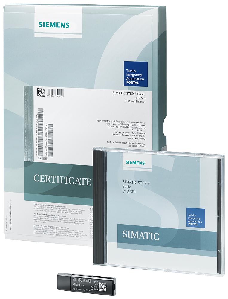 SIMATIC WinCC Professional Trial V15, ПО разработки средств HMI/SCADA в TIA Portal пробная лицензия ПО и документация на DVD лицензионный ключ на USB-накопителе класс A  6 языков: нем., англ., франц., исп., ит., кит. работа под ОС Windows 7 (64 бита), Windows 10 (64 бита), Windows Server 2012 R2/2016 (64 бита) для настройки панелей SIMATIC, WinCC Runtime Advanced, WinCC Runtime Professional