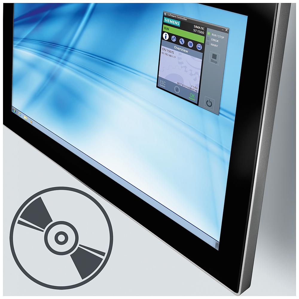 SIMATIC S7-1500 CPU 1507S V20.8